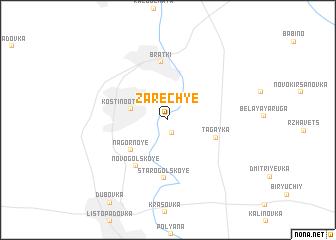 map of Zarech\