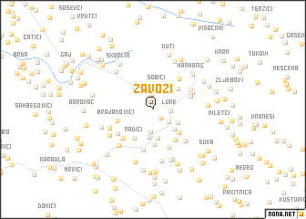 map of Zavozi
