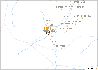 map of Zivel