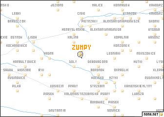 map of Zumpy