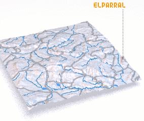 3d view of El Parral