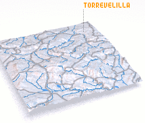 3d view of Torrevelilla