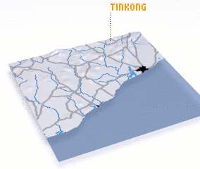 3d view of Tinkong
