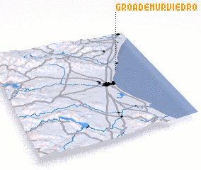 3d view of Groa de Murviedro