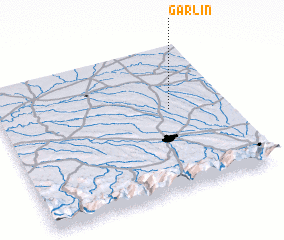 3d view of Garlin