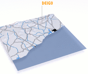 3d view of Deigo