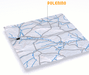 3d view of Poleñino