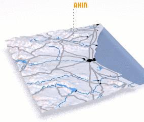 3d view of Ahín