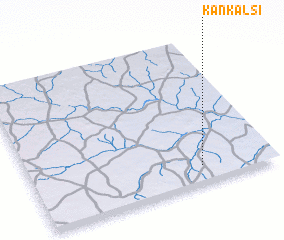 3d view of Kankalsi