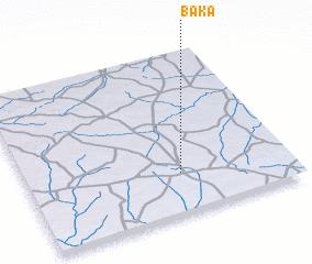 3d view of Baka