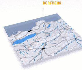 3d view of Benfreha