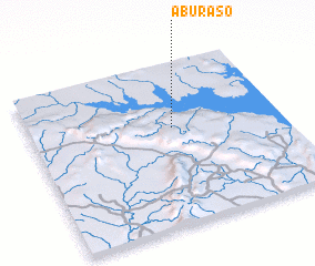 3d view of Aburaso