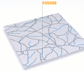 3d view of Pougma