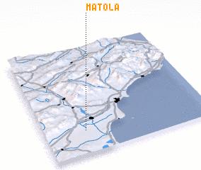 Matola Spain map nonanet