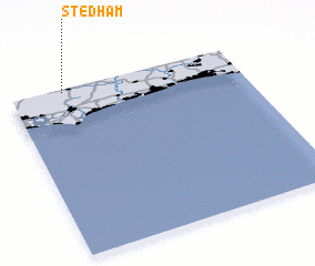 3d view of Stedham