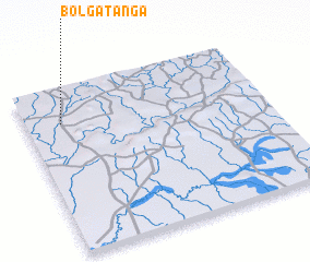 3d view of Bolgatanga