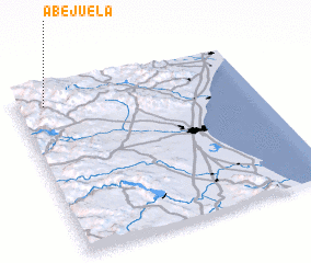 3d view of Abejuela