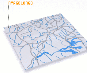 3d view of Nyagolongo