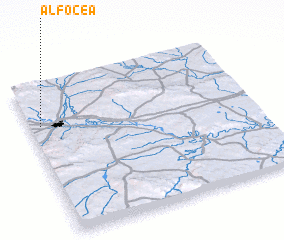 3d view of Alfocea