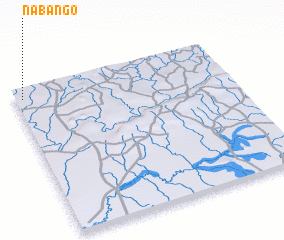 3d view of Nabango