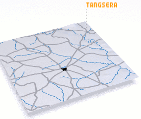 3d view of Tangséra