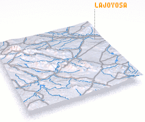 3d view of La Joyosa