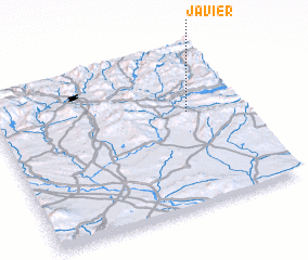 Map Of Javier Spain.Javier Spain Map Nona Net