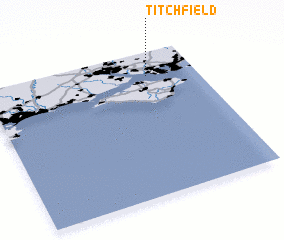 3d view of Titchfield