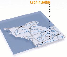 3d view of La Driauderie