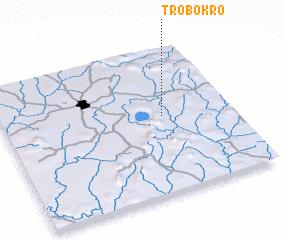 3d view of Trobokro