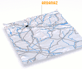 3d view of Ardanaz