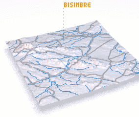 3d view of Bisimbre