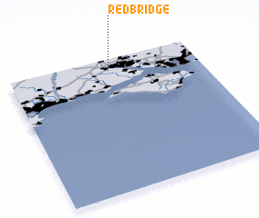 3d view of Redbridge