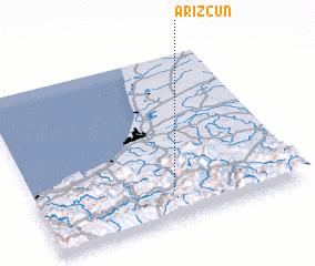 3d view of Arizcun