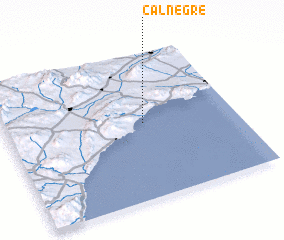 3d view of Calnegre