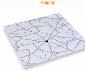 3d view of Yanégé