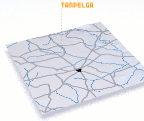3d view of Tanpelga