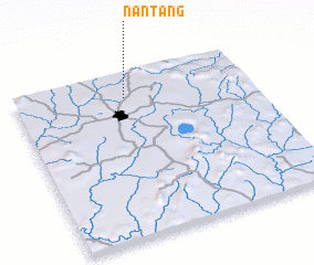 3d view of Nantang
