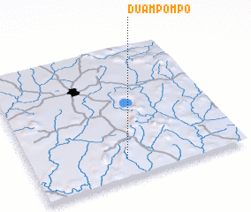 3d view of Duampompo
