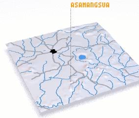 3d view of Asamangsua