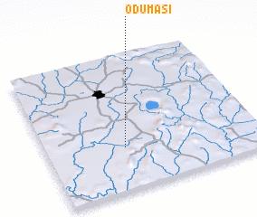 3d view of Odumasi
