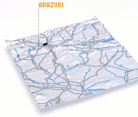 3d view of Arazuri