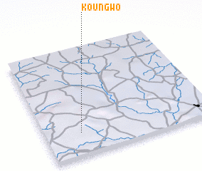3d view of Koungwo