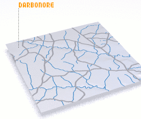 3d view of Darbonoré