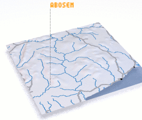 3d view of Abosem