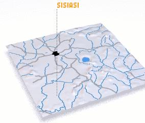 3d view of Sisiasi