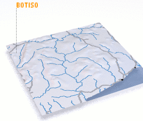 3d view of Botiso