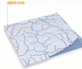 3d view of Abreshia