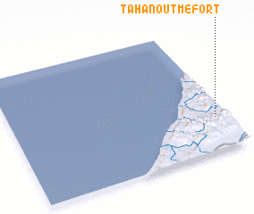 3d view of Tahanout Mefort