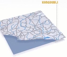 3d view of Kongoubli